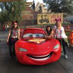 Pic with Lightning McQueen