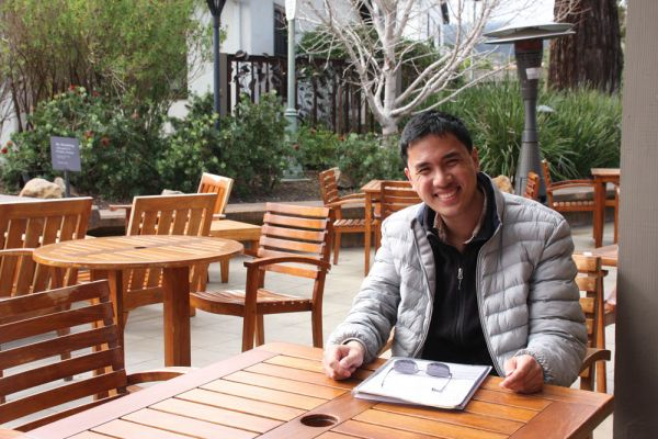 Edward at CLE Monterey