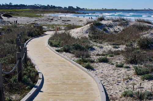 Asilomar Beach - Monterey