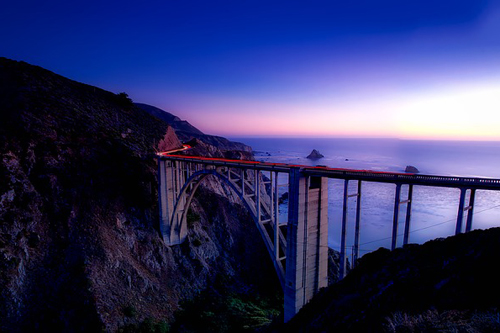 Big Sur - Monterey California