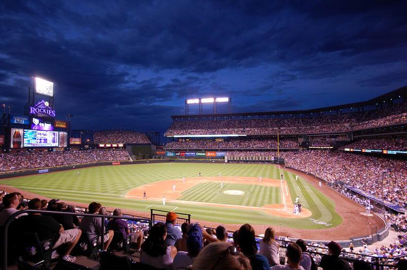 Coors Stadium Denver