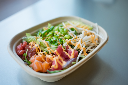 The Poke Lab - CLE Monterey