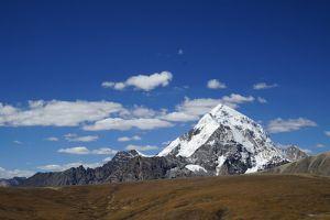 Rocky Mountains - clear blue sky - CLE Denver Colorado