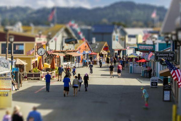 Live in Monterey