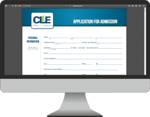 Download Application to CLE