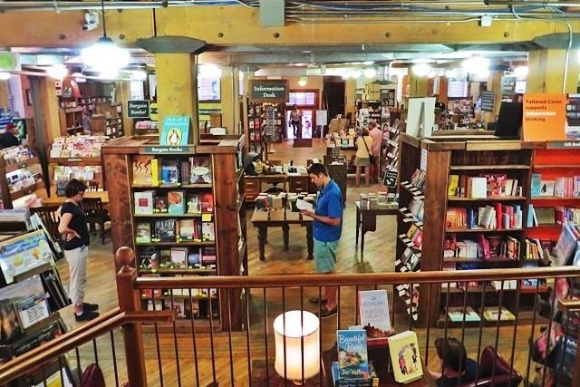Tattered Cover Book Store Denver
