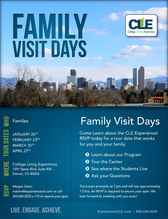 CLE Denver Family Tours