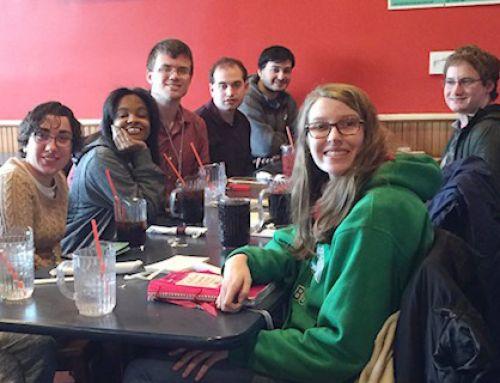 Student Socials: Creating a Community at CLE