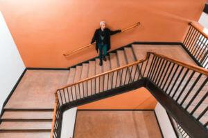 Stepping backward to step forward